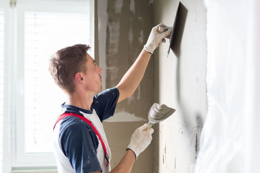 can I paint straight onto plaster?