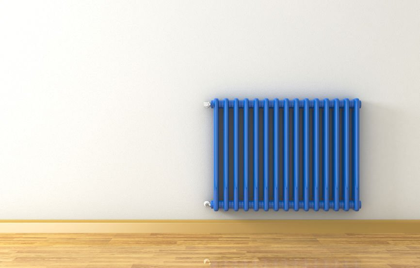 can you paint radiators with emulsion