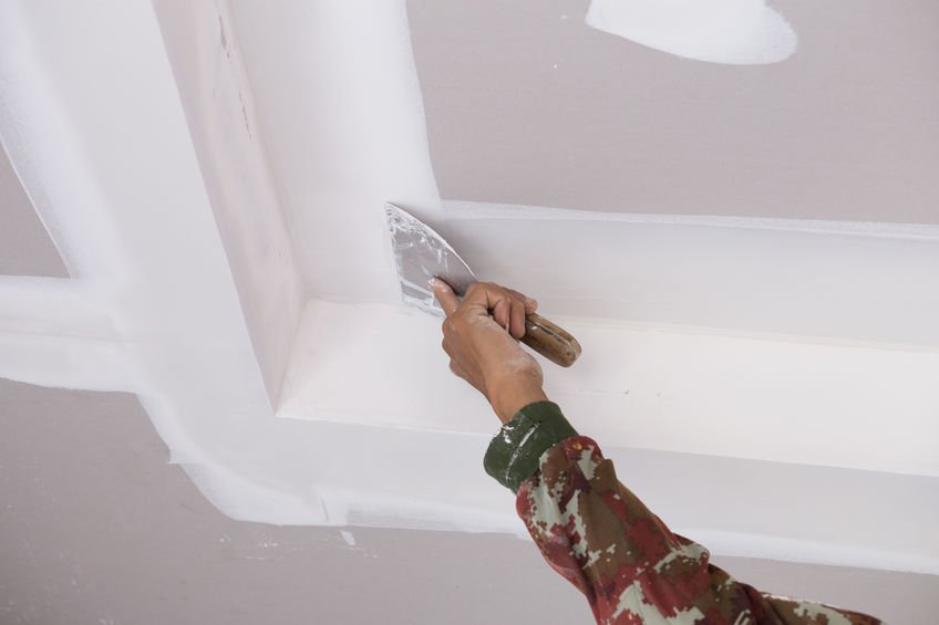 how to smooth walls without plastering