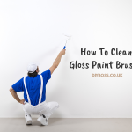 How To Clean Gloss Paint Brushes