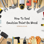 Can You Use Emulsion Paint On Wood? & How To Seal It